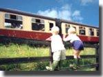 Railway children, Goathland
