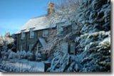 Glendale House in winter