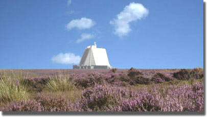 Fylingdales Early Warning Station