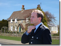 Rupert Ward-Lewis as PC Don Wetherby
