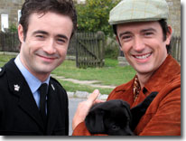 Joe McFadden & Adam Croasdell