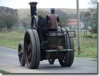 Garrett Traction Engine (Steam Tractor)