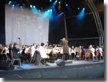 English National Orchestra, Castle Howard