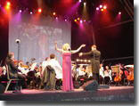 Sarah Ryan, Last Night of the Proms, Castle Howard