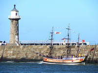 Bark Endeavour,Whitby