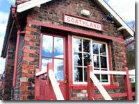 Goathland signal box