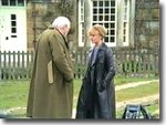 Claude Greengrass (Bill Maynard) and Kate Rowan (Niamh Cusack)