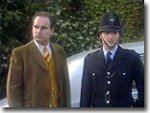 Lord Ashfordly (Rupert Vansittart) and PC Rowan